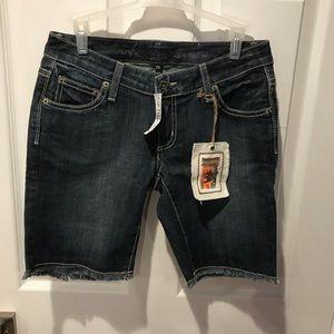 Car-Mar Denim Shorts